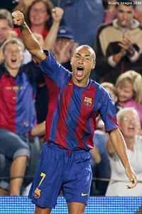 Pedazo de Barça, pedazo de Larsson...
